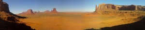 Monument Valley Panoramic.