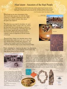 Hisat'sinom: Ancestors of the Hopi People.