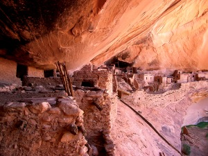 Kawestima: Ancestral Pueblo/Hopi site located in Navajo National Monument.