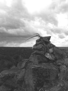 Ancestral Cairn Marker.